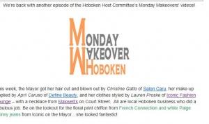 HOBOKEN'S PROGRESSIVE MAYOR GETS A SMALL BUSINESS MAKEOVER!