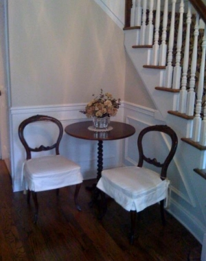 CHATHAM HOME FURNISHED with MAXWELL'S 9.13.34 ANTIQUES