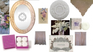 MAXWELL'S INTRODUCES BLANC LILA FRENCH SOAPS & SACHETS